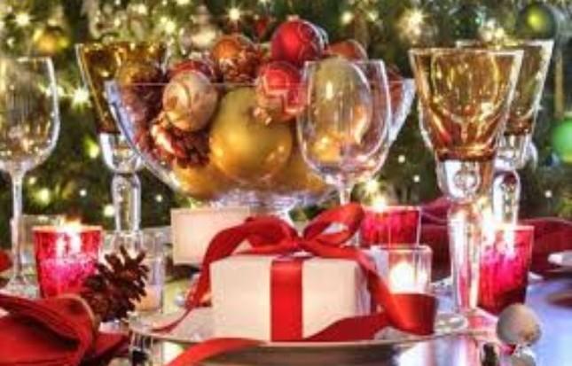 18 Dicembre – Pranzo di Natale