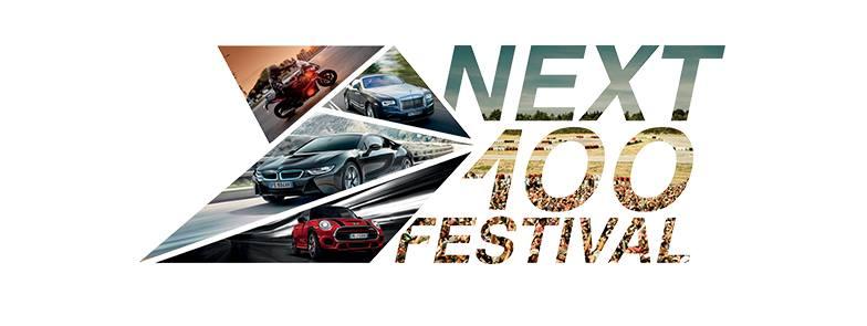 23-25 Settembre – Evento BMW Italia- The Next 100 Festival